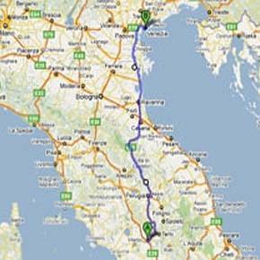 Nuova Autostrada Orte-Cesena-Mestre: un progetto ad elevato impatto ambientale