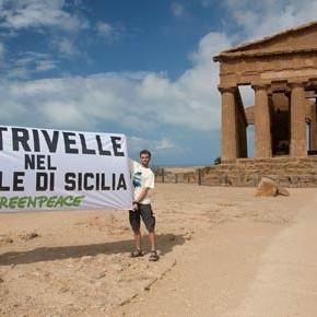Trivellazioni in Sicilia? Meglio l'oro blu che l'oro nero!