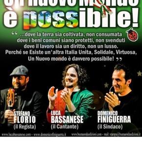 """Luca Bassanese: cantante ed anima di """"un mondo che si muove"""""""