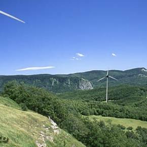 Poggio Biancarda: la protesta contro l'impianto eolico industriale