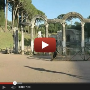 Video-reportage: la Villa di Adriano non piace ai palazzinari