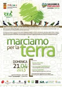 Marcia per la Terra in Puglia