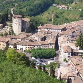 Asolo (Tv): pericolo colata di cemento su uno dei borghi più belli d'Italia