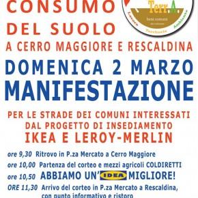 Alto Milanese: basta consumo di suolo!