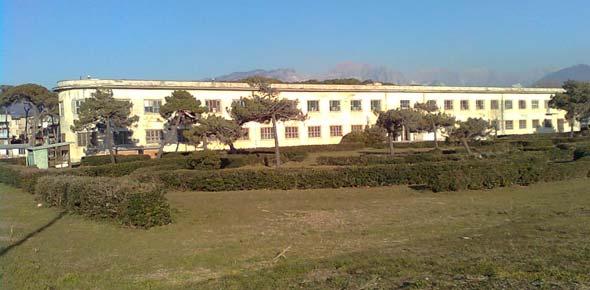 L'ex colonia Olivetti (fronte mare)