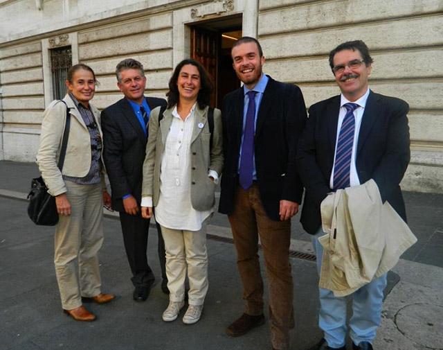 delegazione-SIP-parlamento