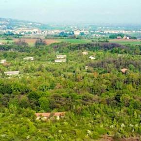 Salviamo il bosco dell'ex polveriera di Rio Gandore (prov. di Piacenza)