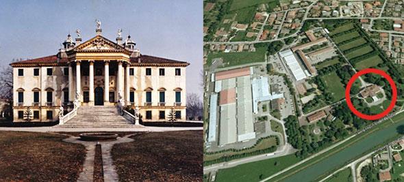 Villa Giovanelli – Noventa Padovana