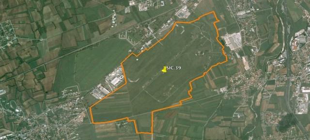 Aeroporto Udine : Il sito di interesse comunitario dell aeroporto