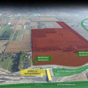 """Il fantasma """"Valleverde"""" di Viareggio: consumo di suolo per un nuovo parco acquatico?"""