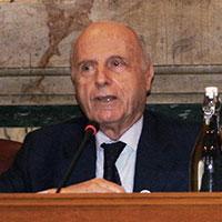 Paolo Maddalena, vice Presidente Emerito della Corte Costituzionale