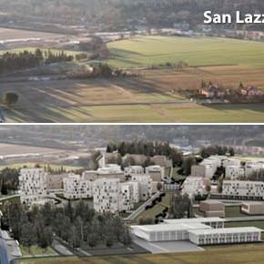 Una brutta notizia: a San Lazzaro (Bo) verranno distrutti 300.000mq di terreno agricolo