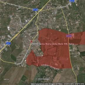 Cementificazione Divino Amore - Mugilla a Marino (Rm), un disastro ambientale