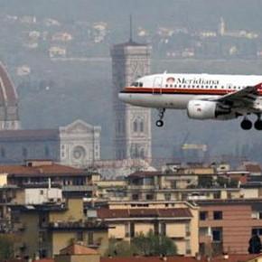 Aeroporto di Firenze: in volo verso il G8