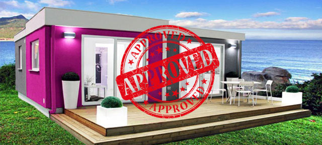 Case mobili permessi terminali antivento per stufe a pellet for Case prefabbricate in puglia