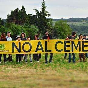 Continua la cementificazione in Emilia Romagna: ora vogliamo risposte dalla Regione