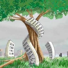 L'urbanizzazione aggredisce i paesaggi tutelati