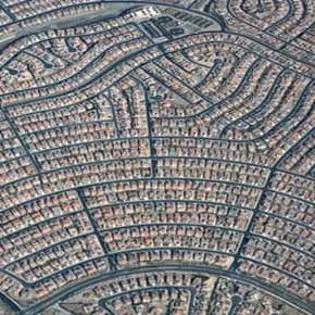 """Dagli Stati Uniti alla Francia, """"urban sprawl"""" e """"rurbains"""" divorano il territorio"""
