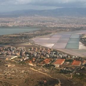 Basta con l'abusivismo edilizio nel parco naturale di Molentargius-Saline