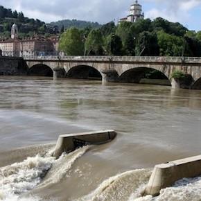 Torino: dubbi di sostenibilità sul progetto di impianto idroelettrico sul Po