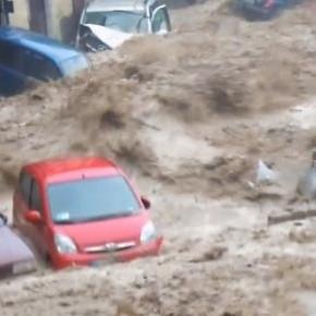 Genova, non chiamatela bomba d'acqua