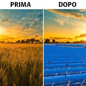 """La """"follia"""" del solare termodinamico in Basilicata"""