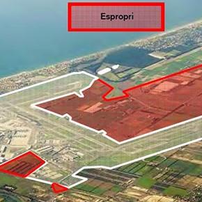 Aeroporto di Fiumicino: al via i lavori propedeutici per la costruzione della quarta pista