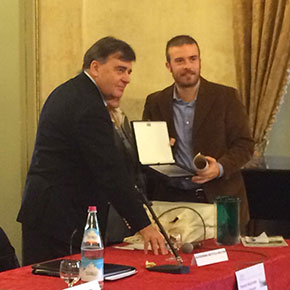 """A Luca Martinelli il Premio Nazionale Giorgio Bassani, anche per il suo manuale """"Salviamo il paesaggio"""""""