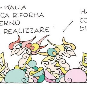 Se Renzi rottama l'Italia