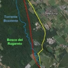 La Varesina Bis distruggerà il Parco del Rugareto, tra le ultime aree naturali rimaste nell'alto milanese