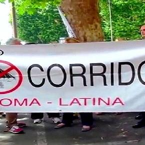 Grandi opere e corruzione: bloccare subito l'appalto per la nuova autostrada Roma-Latina