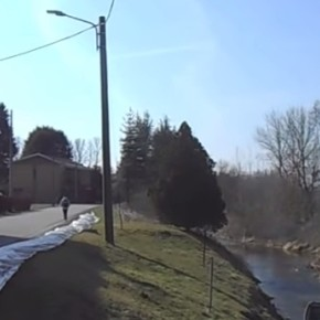 Mantenere chiusa alle auto la via Alzaia del Naviglio in località Tornavento - Ponte di Oleggio