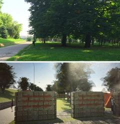 Milano: il Giardino dei Giusti resti un giardino!