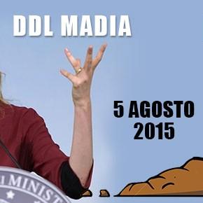 Ddl Madia, addio territorio italiano