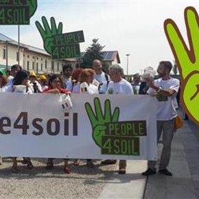 Fermare il consumo di suolo in tutta Europa: tocca a noi organizzarci. E lo stiamo facendo ...