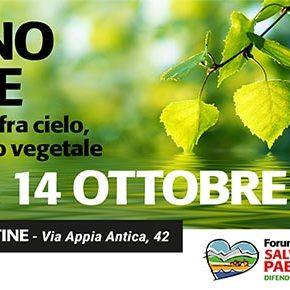 Traino Verde: il 14 ottobre a Roma