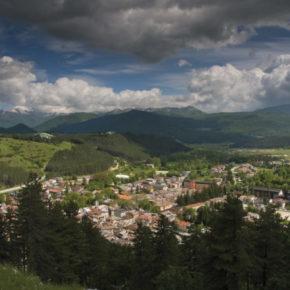 Appello contro la costruzione di un depuratore nella piana di Pescasseroli (Parco Nazionale d'Abruzzo, Lazio e Molise)