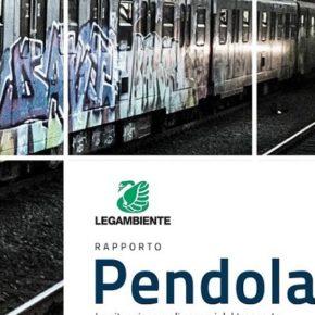 Legambiente presenta Pendolaria 2017, la situazione e gli scenari del trasporto ferroviario pendolare in Italia