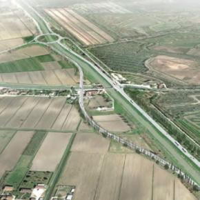 Romea a 4 corsie: progetto vecchio e superato