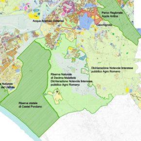 Agro Romano meridionale: i comitati chiedono di salvare 446 ettari dal cemento