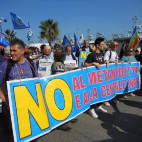 """Diffida al Governo e richiesta di revoca della convocazione della conferenza di servizi per l'approvazione del gasdotto """"Rete Adriatica"""" (tronco Sulmona – Foligno)"""