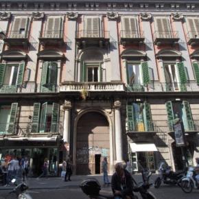 Napoli: la svendita di Palazzo Cavalcanti