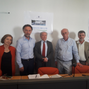 Fiume Po: il Protocollo tra Rete del Manifesto e Autorità di Bacino