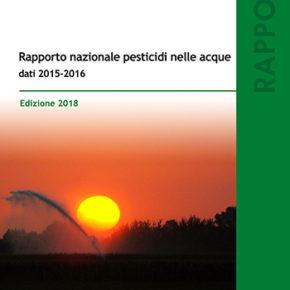 Salgono a 400 i pesticidi ricercati e arrivano a 259 quelli trovati nelle acque italiane