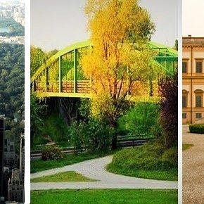 Tre parchi a confronto: la vera ricchezza è la conservazione del paesaggio e della cultura