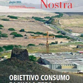 """""""Obiettivo consumo di suolo zero"""": in arrivo il nuovo numero di Italia Nostra"""