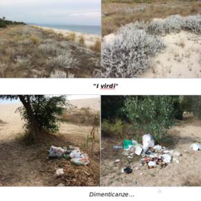 Testimonianza da un litorale non più incontaminato