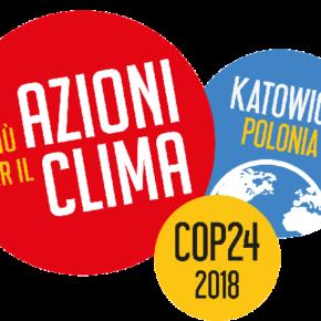 Cambiamento climatico: appello alla mobilitazione