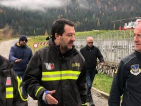 Maltempo, le parole di Salvini sono un'offesa per chi si batte per l'ambiente