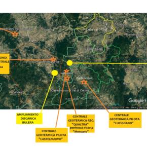 Toscana: un allarme dalle associazioni ambientaliste, il territorio è a rischio